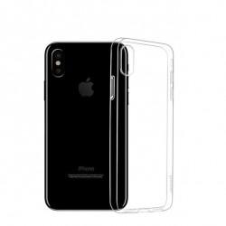iPhone XR-Coque HOCO transparente Anti-Poussière