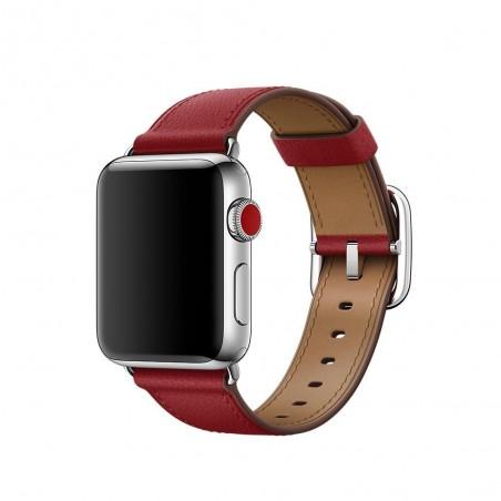 Apple Watch 42mm Bracelet boucle classique Berry classic buckle