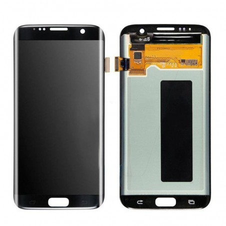 Galaxy S7 - Ecran LCD Complet Vitre Tactile - Noir