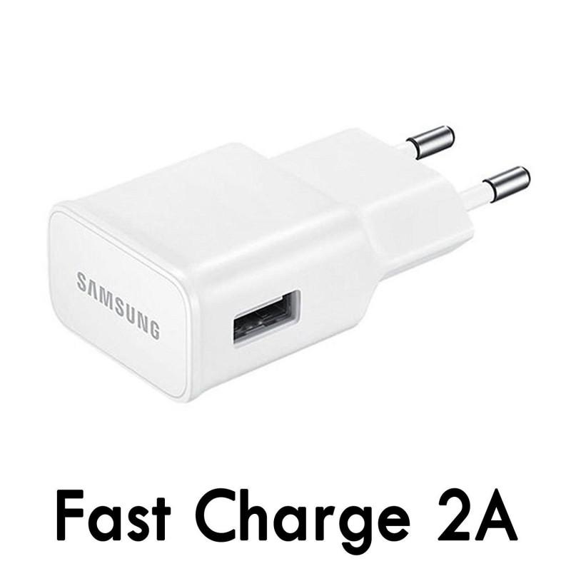 Chargeur Secteur USB 2A Samsung