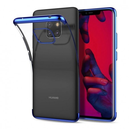 Coque Huawei Mate 20 Pro - Bleu