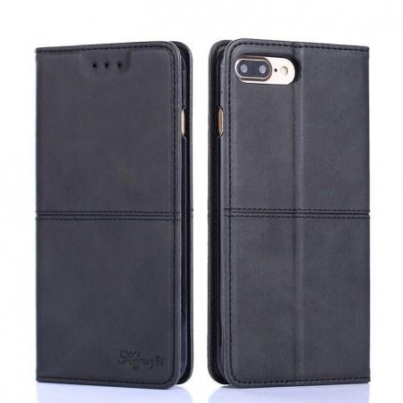 Huawei Mate 20pro-Etui portefeuille Noir