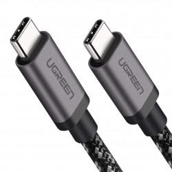 UGREEN Câble USB C vers USB C 3.1 avec Vidéo 4K 60Hz Power Delivery 60W