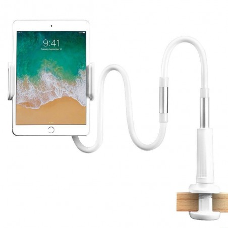 Bras support fléxible 127cm pour ipad iphone tablette samsung
