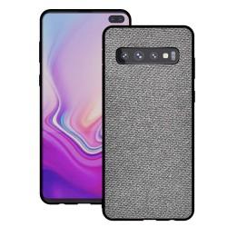 Coque Samsung Galaxy S10 avec Coque Texture Antichoc