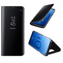 Galaxy S10 Plus Coque Luxe Clear View Etui Miroir