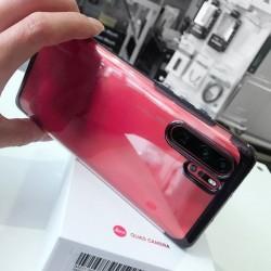 Coque Huawei P30 pro Transparente très résistant - blau