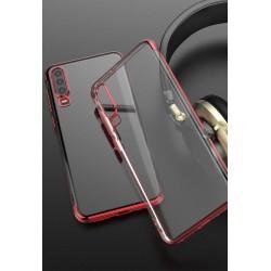 Coque Huawei P30 Transparente très résistant Rot