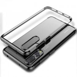 Coque Huawei P30 Transparente très résistant NOIR