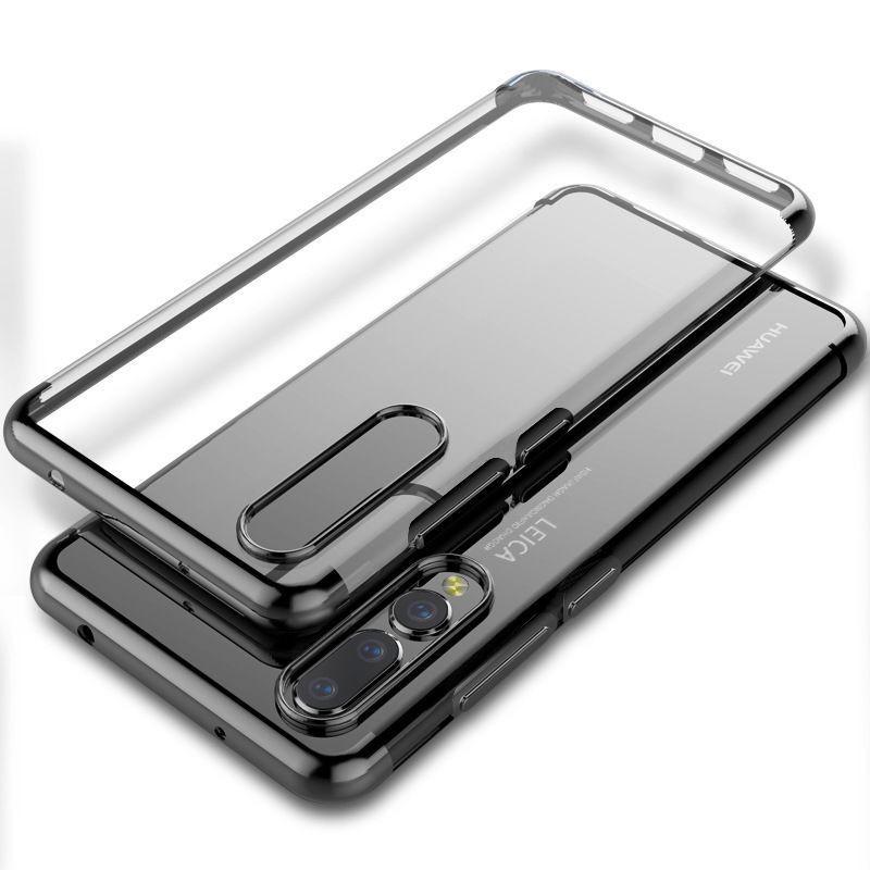 Coque Huawei P30 Transparente très résistant
