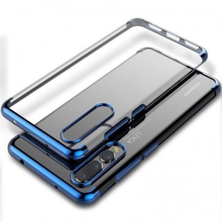 Coque Huawei P30 pro Transparente très résistant Rot
