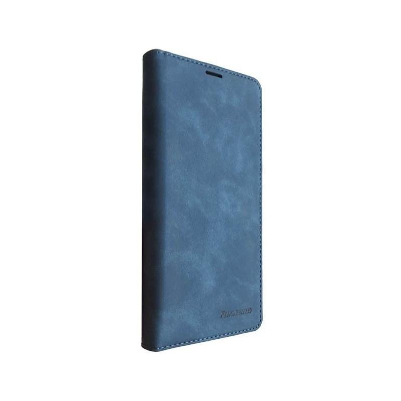 Huawei P30-étui support rétro avec pochettes