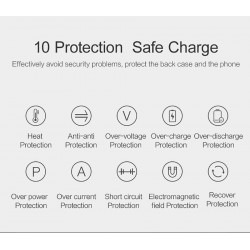 Coque Batterie USAMS pour iPhone 6+/6S+/7+/8+
