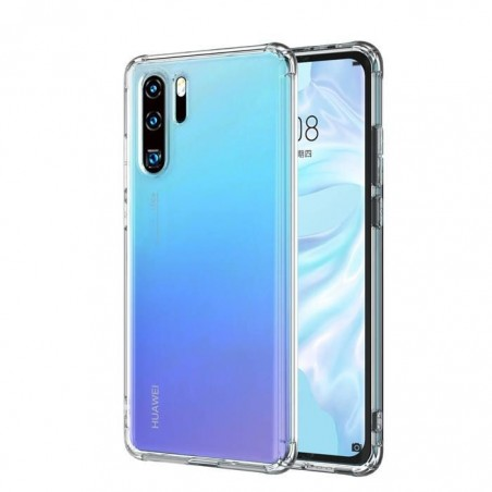 Huawei P30 pro - Coque solide la plus Transparente solide