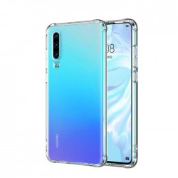 Huawei P30 - Coque solide la plus Transparente solide