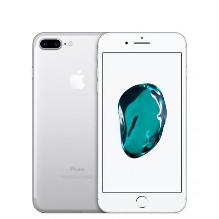 Iphone 7 plus silver 128gb tout neuf (Modèle de'exposition)