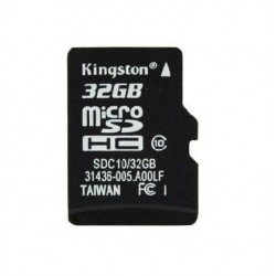 Kingston Carte TF Micro SD 32Gb Class 10
