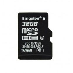 Kingston Carte TF Micro SD 64Go Class 10
