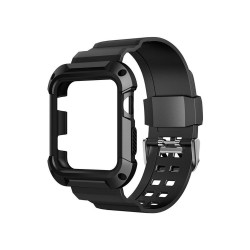 Apple watch 38/42mm - étui VOORCA protection solide avec bracelet