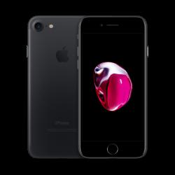 iPhone 7 128Go schawarz - iPhone reconditionné -Livré en boîte avec les accessoires