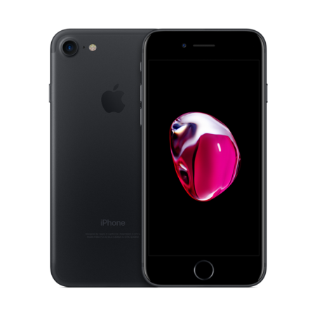 iPhone 7 128Go Noir - iPhone reconditionné -Livré en boîte avec les accessoires