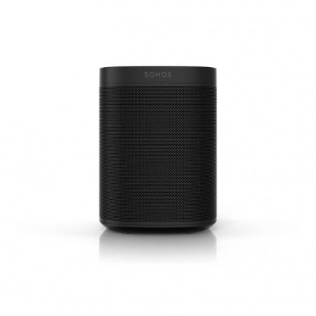 Sonos One black Generation 2 Smart Enceinte (Noir)