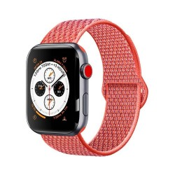 Apple watch 38/40mm - Bracelet tissé Nylon doux