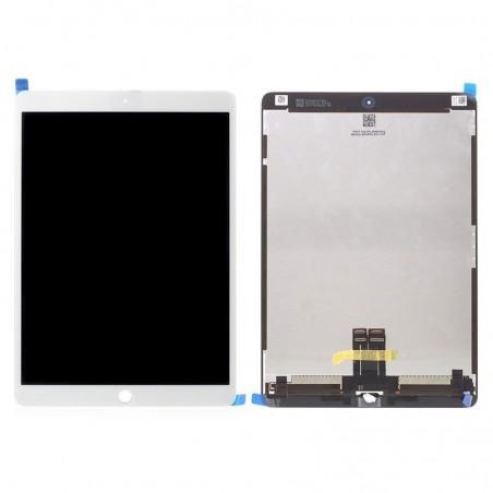 Ecran LCD pour iPad Pro 10.5 - Qualité d'Origine - Blanc