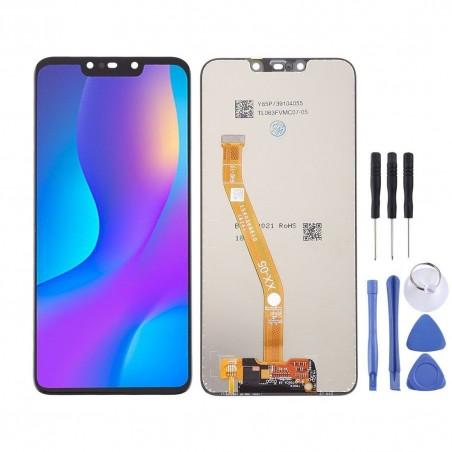 Huawei P smart plus(Nova 3i) 2018 + Set outils 7 pièces + Verre de protection