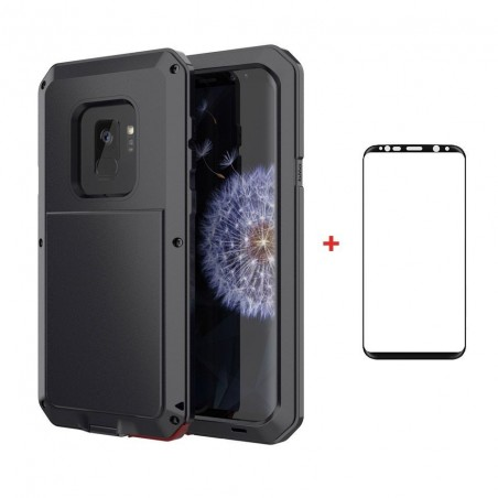 Coque Galaxy S10 Rugged Armor Antichoc Antipoussière Full Body