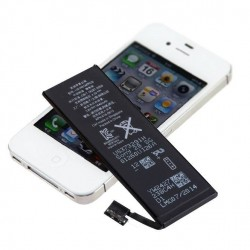 iPhone5/5s - Coque Batterie Intégrée chargement Externe