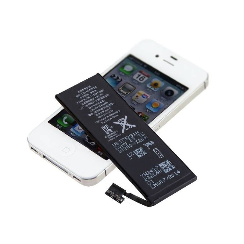 iPhone5s - Batterie 1440mah accu Li-Ion