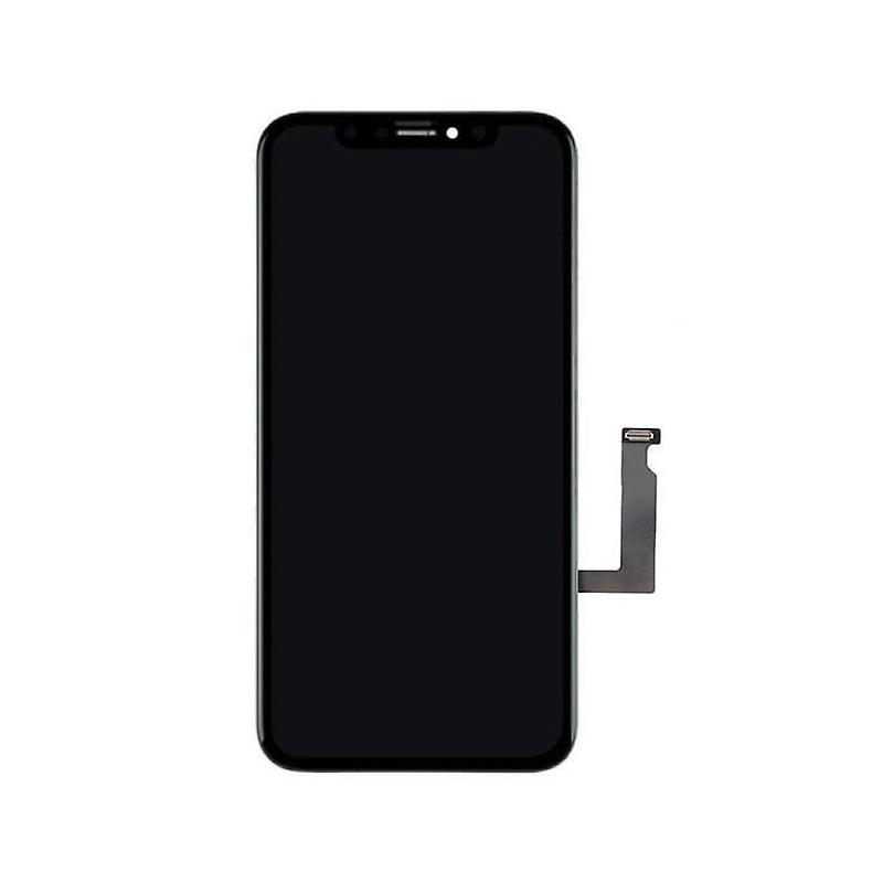 iPhone XR- Ecran complet original LCD noir - outils offert