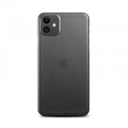 iPhone X - Coque rigide mate transparente