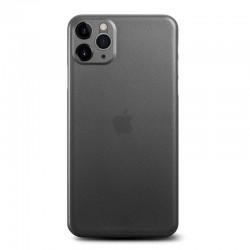 iPhone 11 Pro Max - Coque rigide mate noir