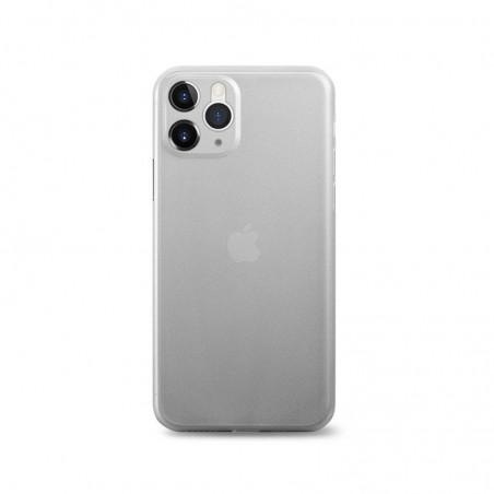 iPhone 11 Pro - Coque rigide mate transluicide BLANC