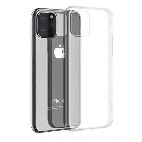 iPhone 11 pro - Coque HOCO transparente Anti-Poussière