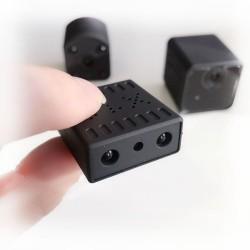 Mini Caméra Wifi Caméras avec Batterie Intégrée Sans Fil HD 1080p Autonome de 3heures