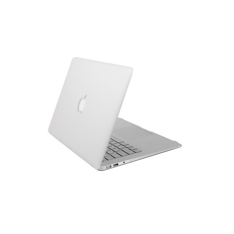 "MacBook Retina 15"" - Coque blanche"
