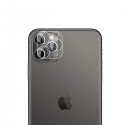 iPhone 11 pro (max) - Lentille protection de camera arrière en verre trempé transparente