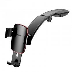 Baseus Console de voiture ventouse support pour téléphone portable