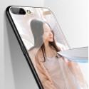 Coque protectrice iPhone personnalisée en verre