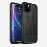 iPhone 11 pro(Max) - Coque Noire Anti-Poussière