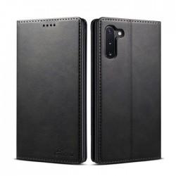 Samsung Galaxy Note10-étui support rétro avec pochettes