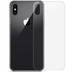 Verre Trempé iPhone X/iPhone XS Arrière Verre Trempé