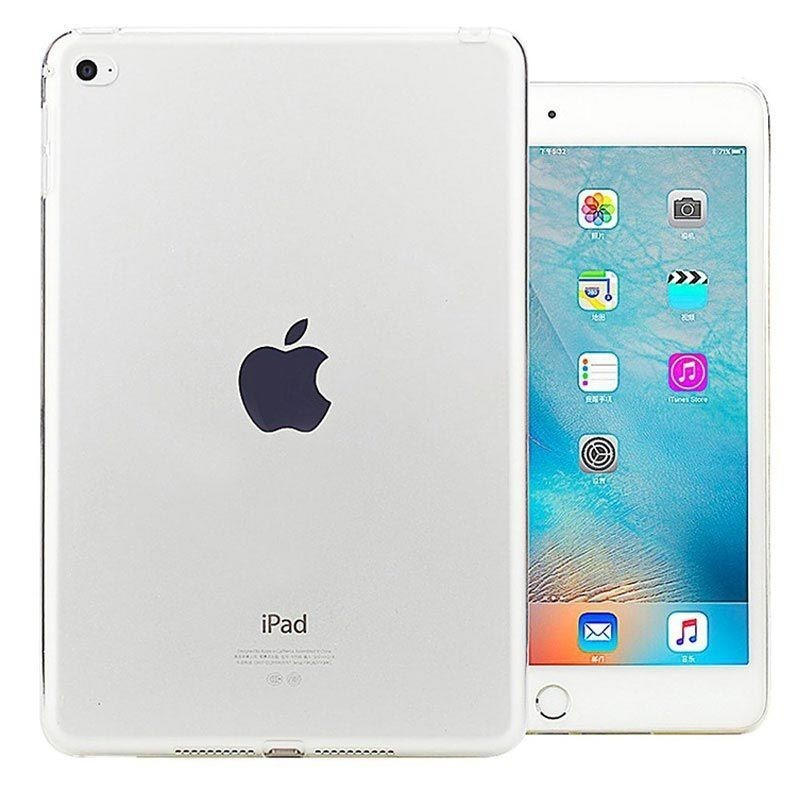 iPad 4/3/2 - coque en TPU Translucide