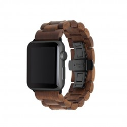Woodcessories EcoDock noyer pour Apple Watch