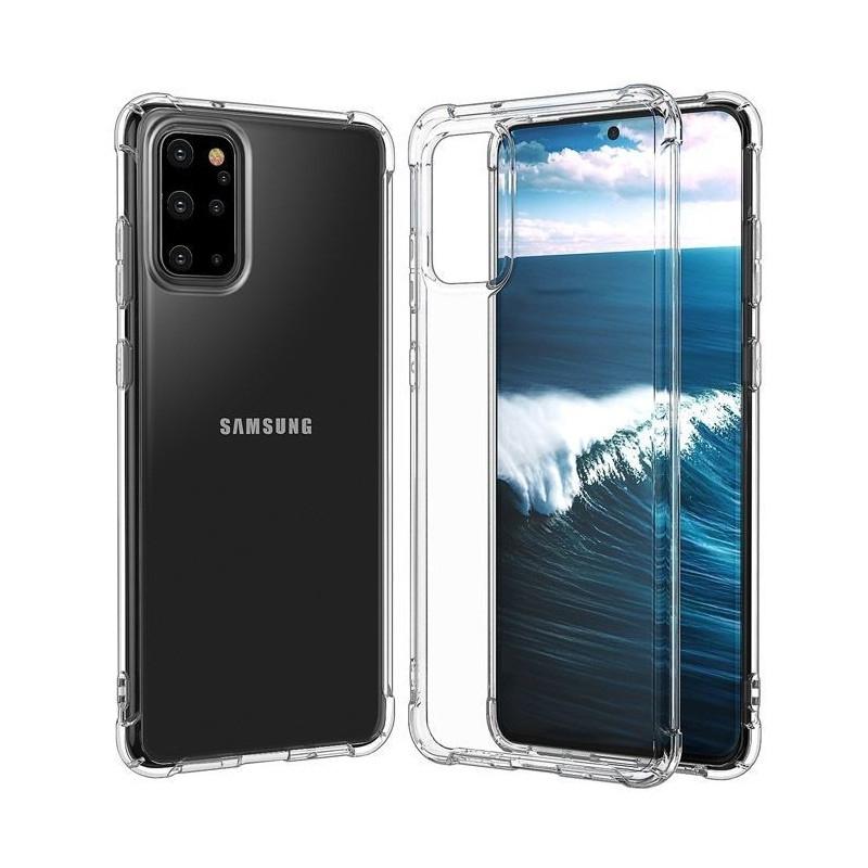 Galaxy s20 ultra - Coque solide la plus Transparente solide