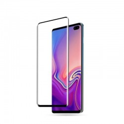 Galaxy S10(5G) - Protection Écran en Verre trempé 3D