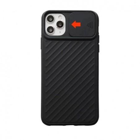 iPhone 11 - Coque avec Protection caméra Antichoc porte coulissante caméra
